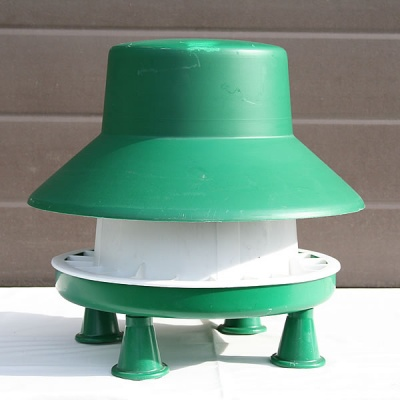 Plastic Feeder - 6kg (with legs)