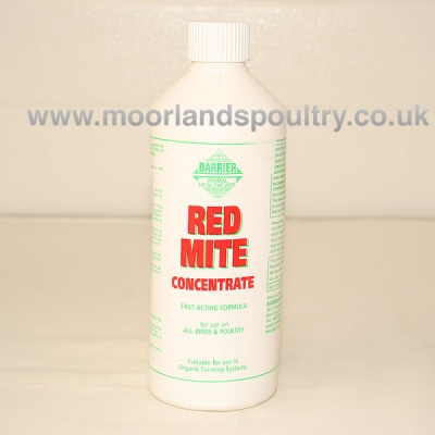 Barrier Red Mite Concentrate