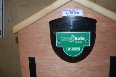 Brinsea ChickSafe Eco Automatic Door Opener
