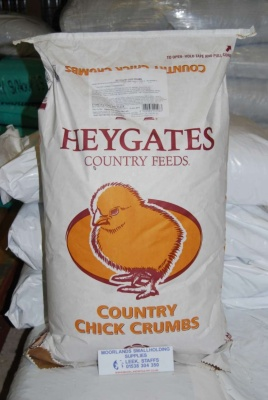 HEYGATES COUNTRY CHICK CRUMBS
