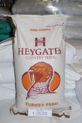 HEYGATES TURKEY REARER