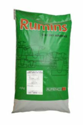 Rumenco 25kg Rumins Stay Dry Cattle GP