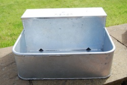 14lt FISHER ALVIN AUTO DRINKER WATER TROUGH