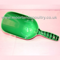 Small Plastic Feed Scoop