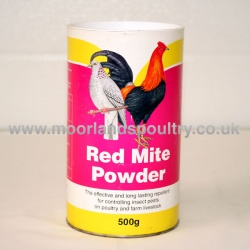 Battles Red Mite Powder