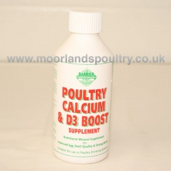 Barrier Poultry Calcium & D3 Boost