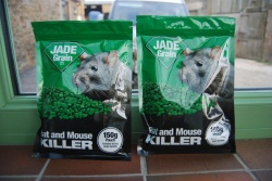 Jade Grain 25 Rat & Mouse Poison