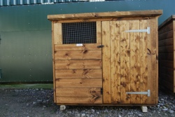 The Hamps Dog Kennel