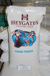 HEYGATES QUAIL & PARTRIGE LAYER/BREEDER PELLETS