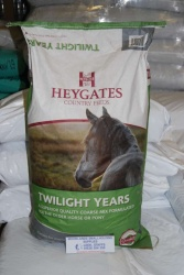 HEYGATES TWILIGHT YEARS MIX
