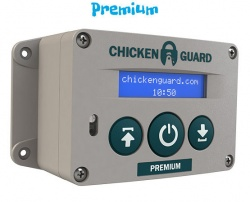 Chicken Guard -Premium Model- Automatic Hen House Door Opener