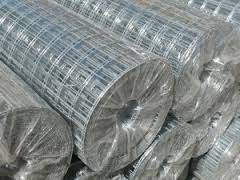 Welded Wire Mesh 1/2'' x 1/2'' - 36'' x 6m